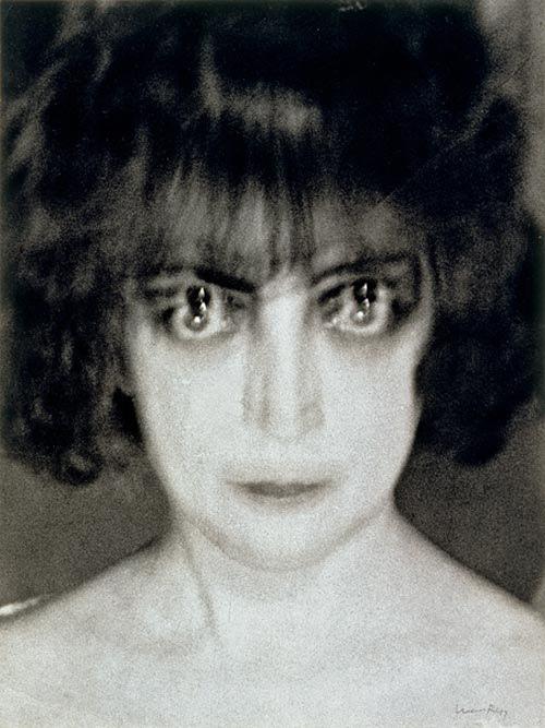 Greifynjan Casati eftir Man Ray