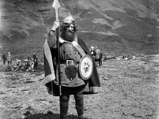 Íslenskur víkingur, Þingvellir 1930