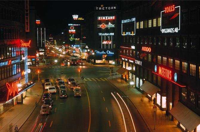 Stokkhólmur árið 1964