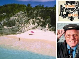 Ómar Ragnarsson og Hljómar frá Bermúdaeyjum