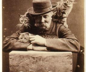 Grínkettir frá 1870