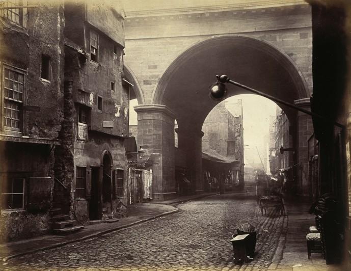 Edinborg, 1860