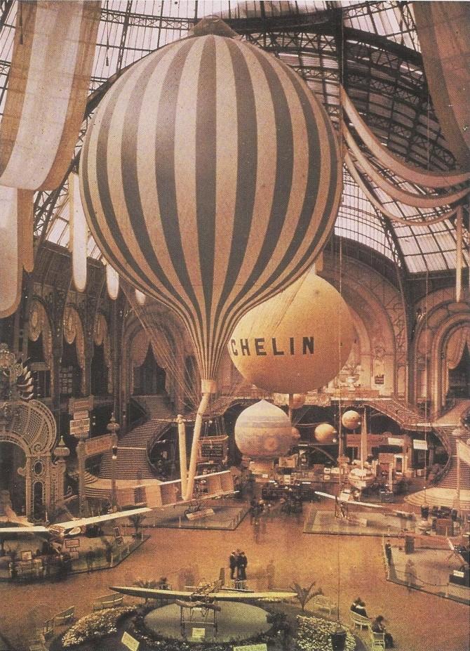 Flugsýning í París, 1909