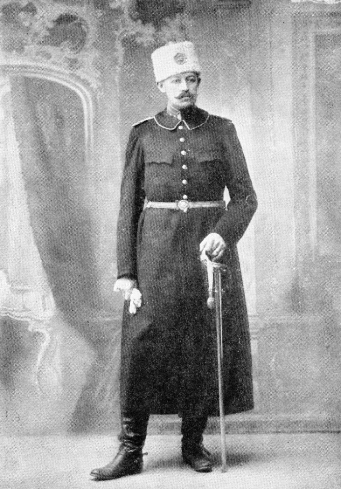 Hjálmar Hjálmarson í Persíu