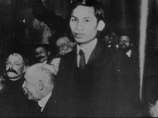 Þegar Ho Chi Minh leigði spariföt