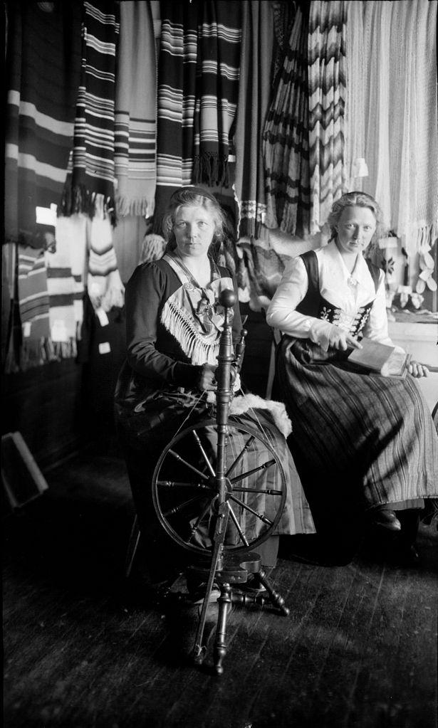 Iðnsýning í Barnaskólanum, 1911