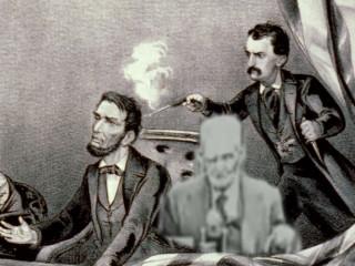 Síðasta vitnið að morðinu á Lincoln