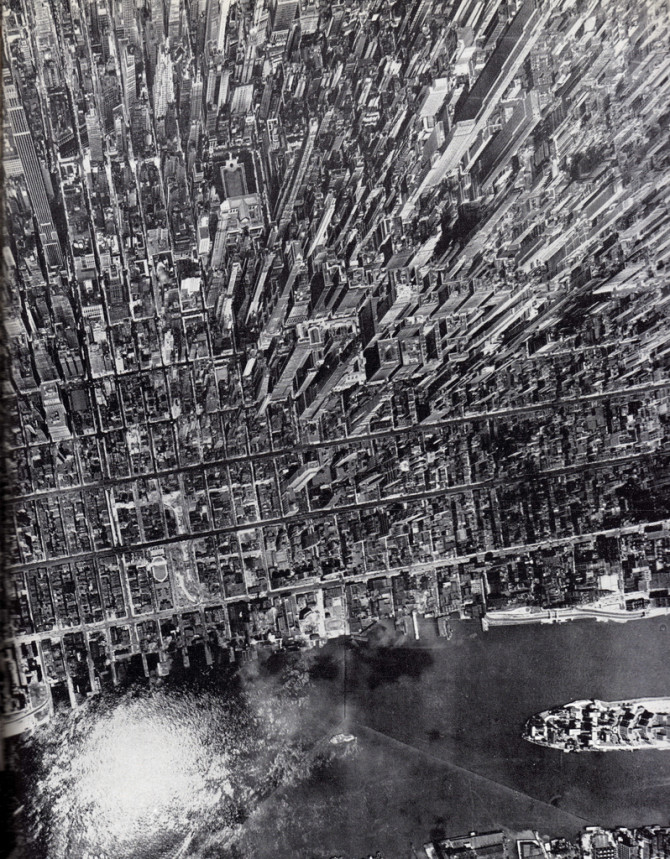 Manhattan, New York City, 1944