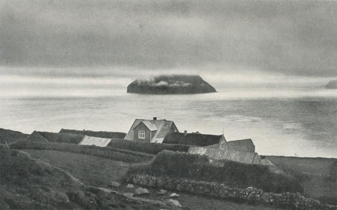 Víkingar á veðurbörðum eyjum: Færeyjar í National Geographic, 1930