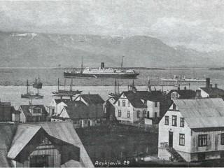 Reykjavík með augum Burton Holmes, 1926