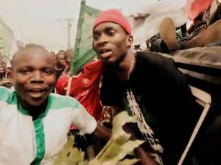 Occupy Nigeria! Nígerískt mótmælapopp