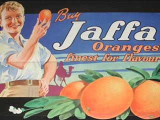 Jaffa: Arabar, Gyðingar og appelsínur