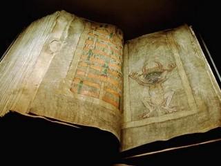 Codex gigas: Risastór Biblía djöfulsins