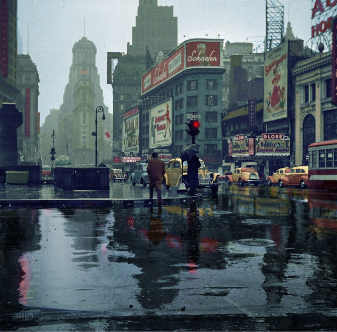 New York árið 1943
