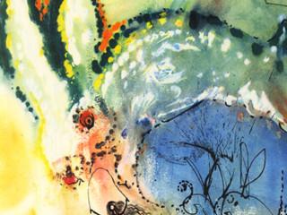 Salvador Dalí myndskreytti Lísu í Undralandi
