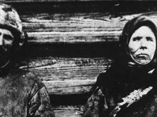 Hungursneyð og mannát í Rússlandi árið 1921
