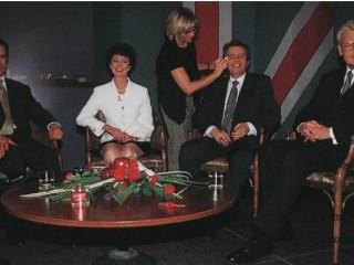 """Á kosninganótt: """"Party like it's 1996"""""""