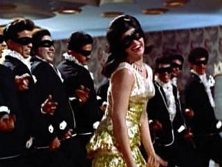 Villt stuð þegar Bollywood-goðsögnin Mohammed Rafi tekur lagið árið 1965