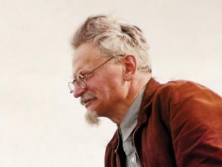 Einu litmyndirnar af León Trotskíj
