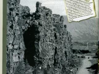 Hitler á Þingvöllum