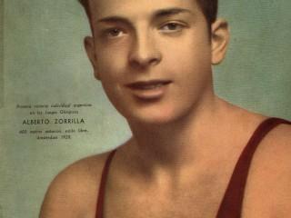 Alberto Zorrilla, eiginmaður Sonju