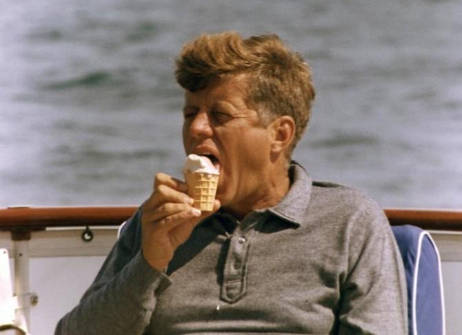 Vöfflur frá Kennedy og viðbjóðsleg karlremba