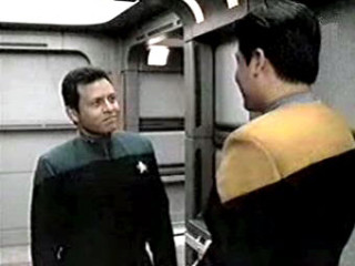 Konungur Jórdaníu lék í Star Trek-þætti