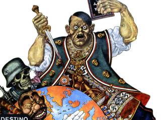Uppáhaldsbækur Hitlers: Kúrekabækur Karls May, Júlíus Sesar og Róbinson Krúsó