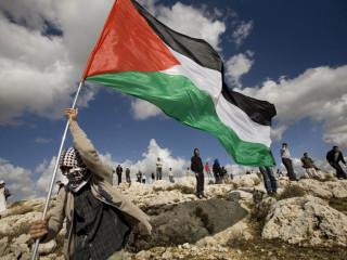 Palestína lýsir yfir sjálfstæði