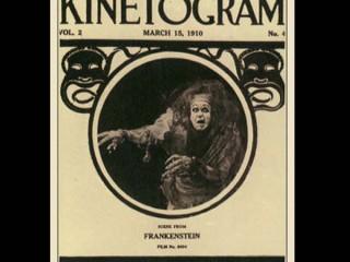 Frankenstein: Kvikmynd Edisons frá 1910