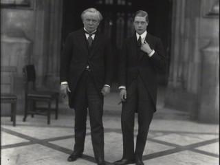 Forsætisráðherrann og prinsinn, 1919