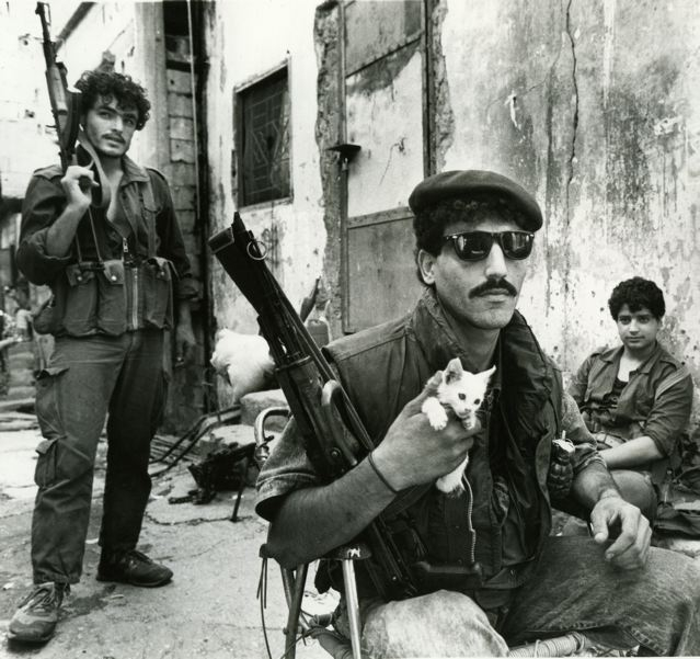 Kettlingur í flóttamannabúðum, 1988