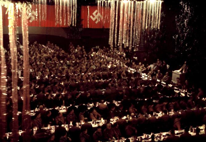 Þegar Hitler hélt jólaboð, 1941