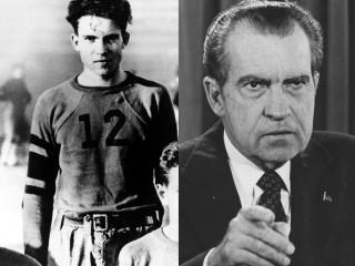 Ungur Nixon, gamall Nixon