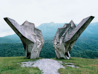 Minnismerki í Bosníu